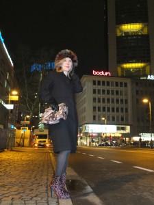 Frankfurt, März 2015